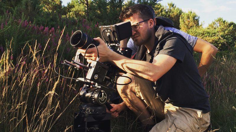 En tournage pour Yves Rocher