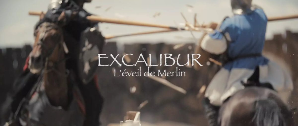 Excalibur, L'éveil de Merlin