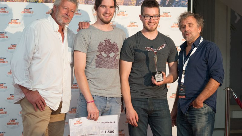 1er Prix Festival International Cinédrone
